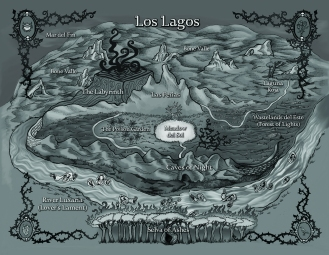 LabyrinthLost_MapFinalBW