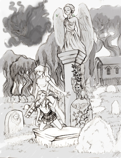 The Sparrow Curse grave