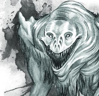 Wraith Jennifer Strange Teaser