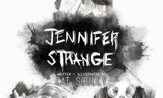 JENNIFER STRANGE art teaser